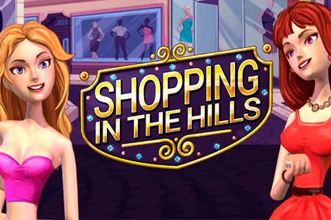 SHOPPING IN THE HILLS ARROWS EDGE SLOT GAME