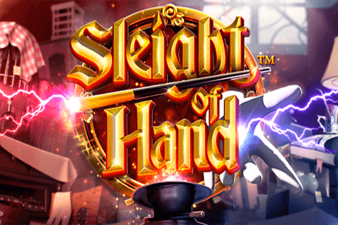 SLEIGHT OF HAND NUCLEUS GAMING SLOT GAME