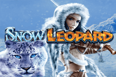 logo snow leopard barcrest slot game