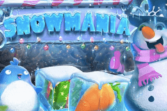 SNOW MANIA RTG SLOT GAME