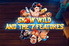 SNOW WILD AND THE 7 FEATURES RED TIGER SLOT GAME