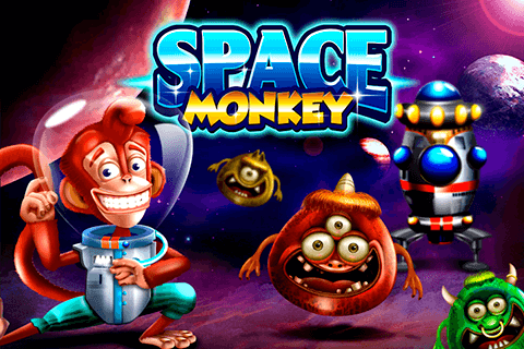 SPACE MONKEY SPADEGAMING SLOT GAME