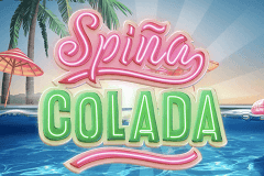 logo spina colada yggdrasil slot game