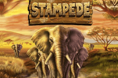 logo stampede betsoft slot game