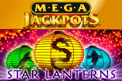 logo star lanterns igt slot game
