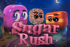 logo sugar rush pragmatic slot game