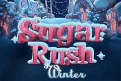 logo sugar rush winter pragmatic slot game
