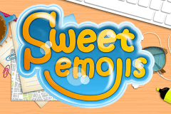 SWEET EMOJIS BOOMING GAMES SLOT GAME