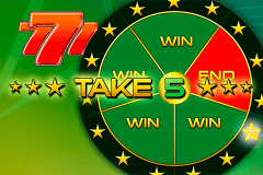 logo take 5 bally wulff slot game