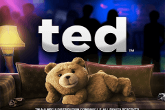 logo ted blueprint slot game
