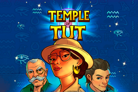TEMPLE OF TUT MICROGAMING SLOT GAME