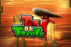 logo ten or twenty wazdan slot game