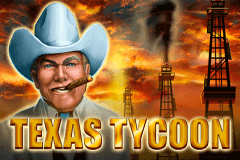 logo texas tycoon bally wulff slot game