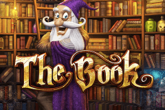 logo the book stake logic slot game
