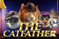 logo the catfather pragmatic slot game
