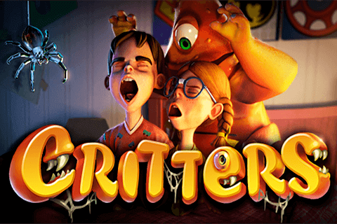 THE CRITTERS NUCLEUS GAMING SLOT GAME
