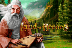THE LAND OF HEROES BALLY WULFF SLOT GAME