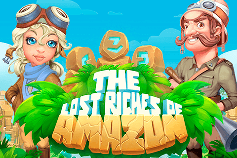 THE LOST RICHES OF AMAZON FOXIUM SLOT GAME