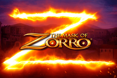 THE MASK OF ZORRO PLAYTECH SLOT GAME