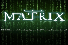 logo the matrix playtech slot game