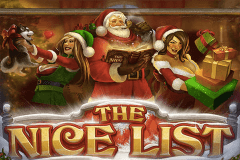 logo the nice list rtg slot game