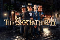 logo the slotfather ii betsoft slot game