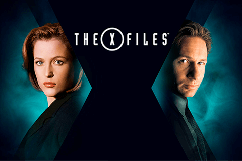 THE XFILES PLAYTECH SLOT GAME