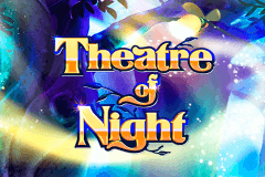 logo theatre of night nextgen gaming slot game
