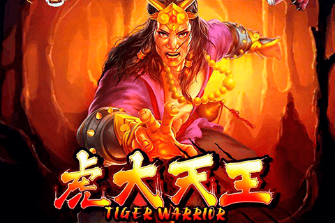 TIGER WARRIOR SPADEGAMING SLOT GAME