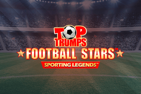 TOP TRUMPS FOOTBALL STARS PLAYTECH SLOT GAME