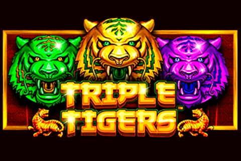 TRIPLE TIGERS PRAGMATIC SLOT GAME