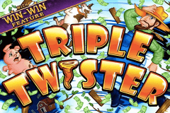 TRIPLE TWISTER RTG SLOT GAME