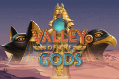 logo valley of the gods yggdrasil slot game