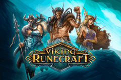 logo viking runecraft playn go slot game