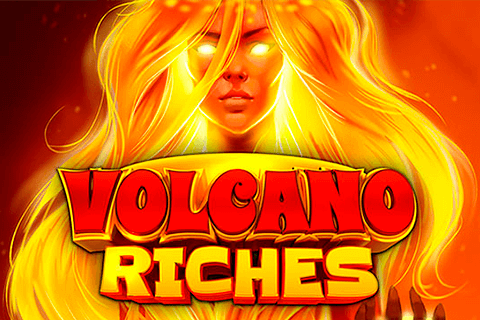 VOLCANO RICHES QUICKSPIN SLOT GAME
