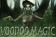 logo voodoo magic rtg slot game