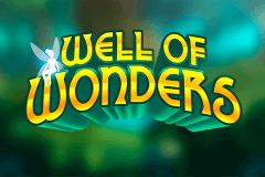 logo well of wonders thunderkick slot game