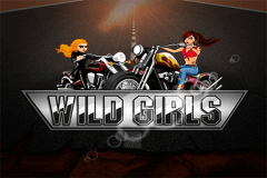 logo wild girls wazdan slot game