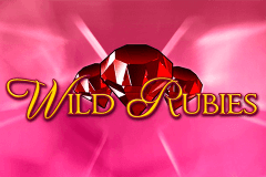 logo wild rubies bally wulff slot game