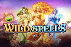logo wild spells pragmatic slot game