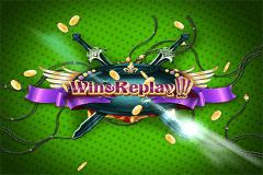 WIN AND REPLAY WAZDAN SLOT GAME