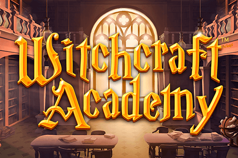 WITCHCRAFT ACADEMY NETENT SLOT GAME