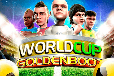 WORLD CUP GOLDEN BOOT SPADEGAMING SLOT GAME