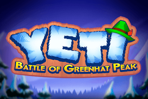 yeti battle of greenhat peak thunderkick slot game