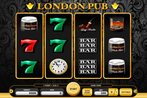 LONDON PUB KAJOT CASINO SLOTS