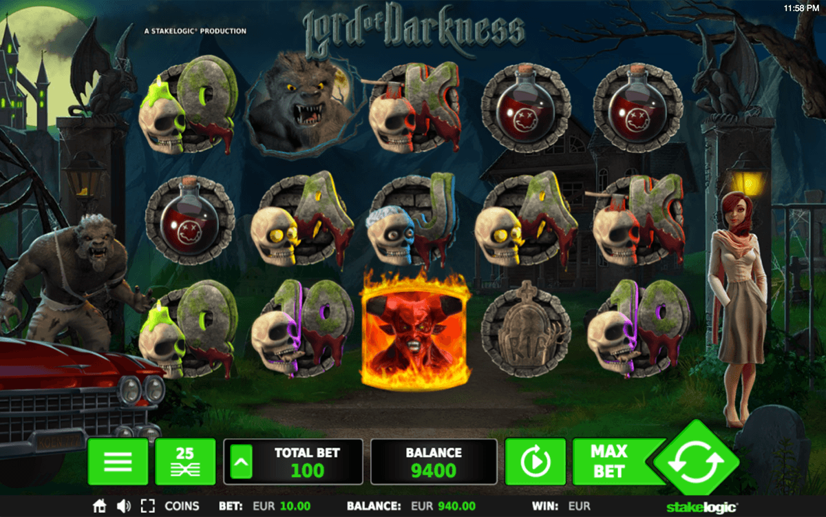 Lord of Darkness Slot Machine Online ᐈ Stake Logic™ Casino Slots