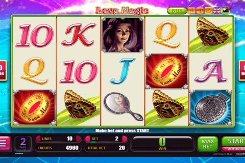 LOVE MAGIC BELATRA CASINO SLOTS