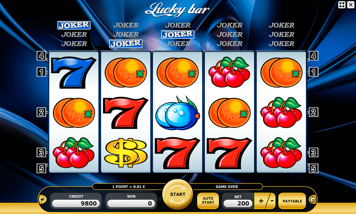 Star Bars Online Slot Machine - Play the Free Online Game