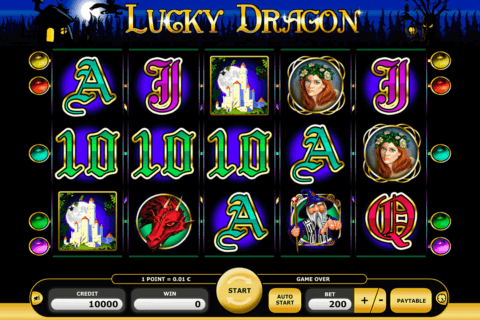 lucky dragon kajot casino slots