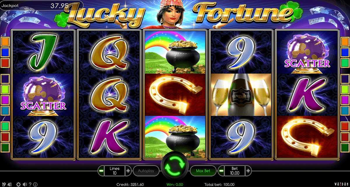 Spiele Magic Luck - Video Slots Online